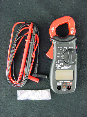 Cen-tech Mini Digital Clamp Meter Electronic Test Equipment Circuit Testing