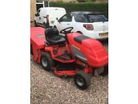 Ride on mower countax good working order