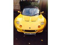 Lotus Elise S!eries 1