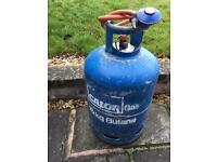 Calor Gas bottle with regulator