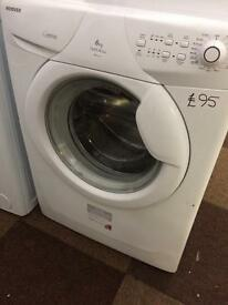 HOOVER 6KG WASHING MACHINE410