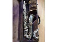 Buescher C Melody saxophone with original case