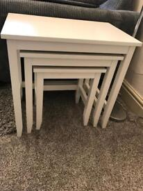 Set of 3 nest of tables