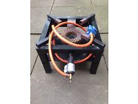 Gas cooker stove gas cylinder available can deliver