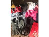 Menswear fits size L clothes for man men bundle