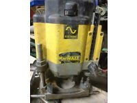 dewalt 1/2 inch router heavy duty