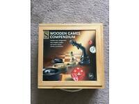 Wooden Games Compendium.