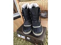 Sorel Caribou winter boots - Women's UK size 6