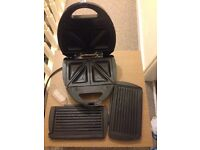 Morphy Richards toasty and grill