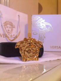 Versace Belt Mens
