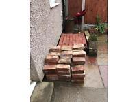 Unused bricks