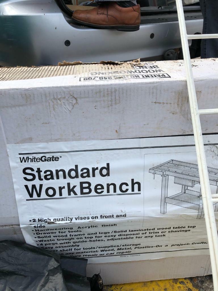 Marvelous Standard Work Bench And Foldable Work Bench In Ipswich Suffolk Gumtree Forskolin Free Trial Chair Design Images Forskolin Free Trialorg