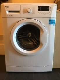 Bargain price £59 only ...Beko A+++ 7Kg 1400 Spin Washing Machine in White.