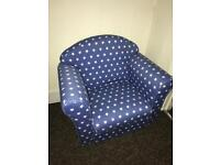 Small child's chair