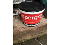 Super grip 15 kilo adhesive