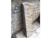Yorkshire Sand Stone Fireplace Lintel Step Gate Post Pillar
