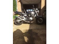 suzuki gsx750/1200 streetfighter, see other pics selling all of my bikes ,