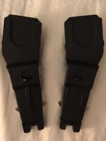 Mothercare Orb Maxi Cosi car seat adapters