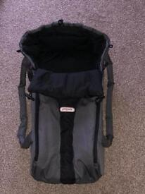 Phil and teds soft newborn carrycot