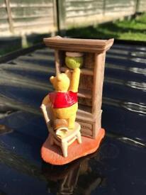 Winnie the Pooh bear figurines ornaments