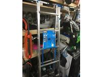 Ladder 2pc alluminium