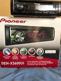 Pioneer DEH-3600UI
