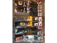 Bulk lot of hair extentions, full packs