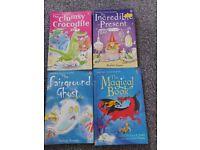 Usborne Young Reading Books x4