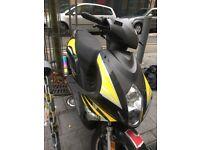2012 Znen phantom 125cc - £599