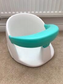 Swivel bath seat