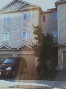 Highland Cres. - 3 bedroom townhouse in Kitchener-$1315/month