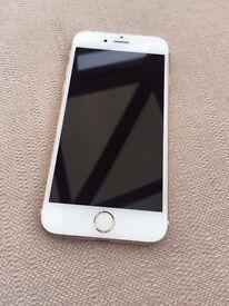 Apple iPhone 6s - 64GB - Gold (EE) Smartphone