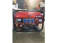 Generator avr3 w8500 (8hp) - brand new in box - unknown fault - never used