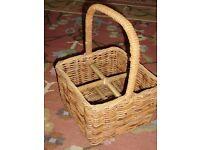 basket - wine basket