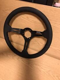 Grip Royal Knight steering wheel