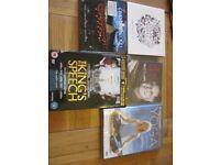 Kings Speech & Yoga DVD Brand New