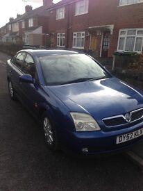 Vauxhall vectra sxi 1.8