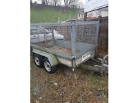 2.5 Ton Challenger Trailer for Sale/Hire