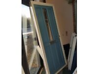 BRAND NEW PVC Single Door