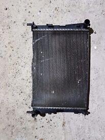Ford Fiesta MK6 Car Parts: Radiator/Foglights/Front Grilles/Front Bumper Splitter Diffuser