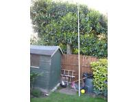 Aerial Pole (20ft) for TV or Satelite