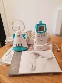 Angelcare baby sound and movement monitor