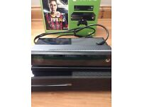Xbox One with kinect 4 games swap for PlayStation 4