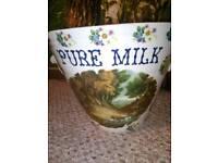 Pot milk bucket
