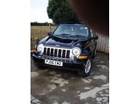 4x4 Jeep CRD Limited. Full 12 months mot £3000 Call 07970 525723
