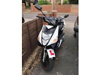 TGB 50cc 2016 (66 plate) moped