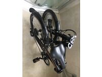 Good condition Tern Link C7 Foldup Bike Perfect for Commuters with limited storage space.