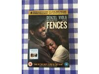 Fences DVD With D.C