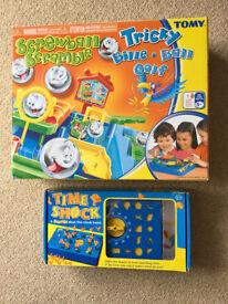 Child's Games Bundle - Great Christmas Toys Bundle