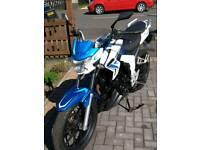 125 cc lexmoto venom